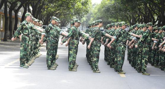 大一新生入校、军训必备用品清单
