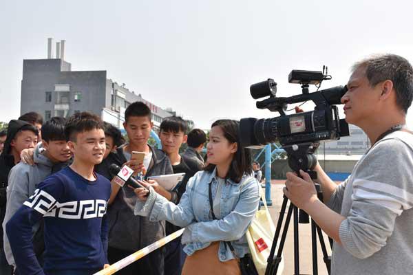 广州现代信息学院将设立省内首个高职无人机专业—— 跨界培养新时代新人才