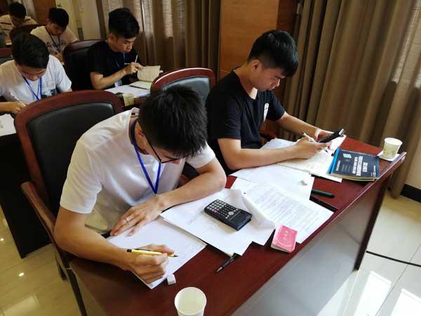 """广州现代信息学院学生在2018年""""粤价杯""""技能竞赛中获佳绩"""